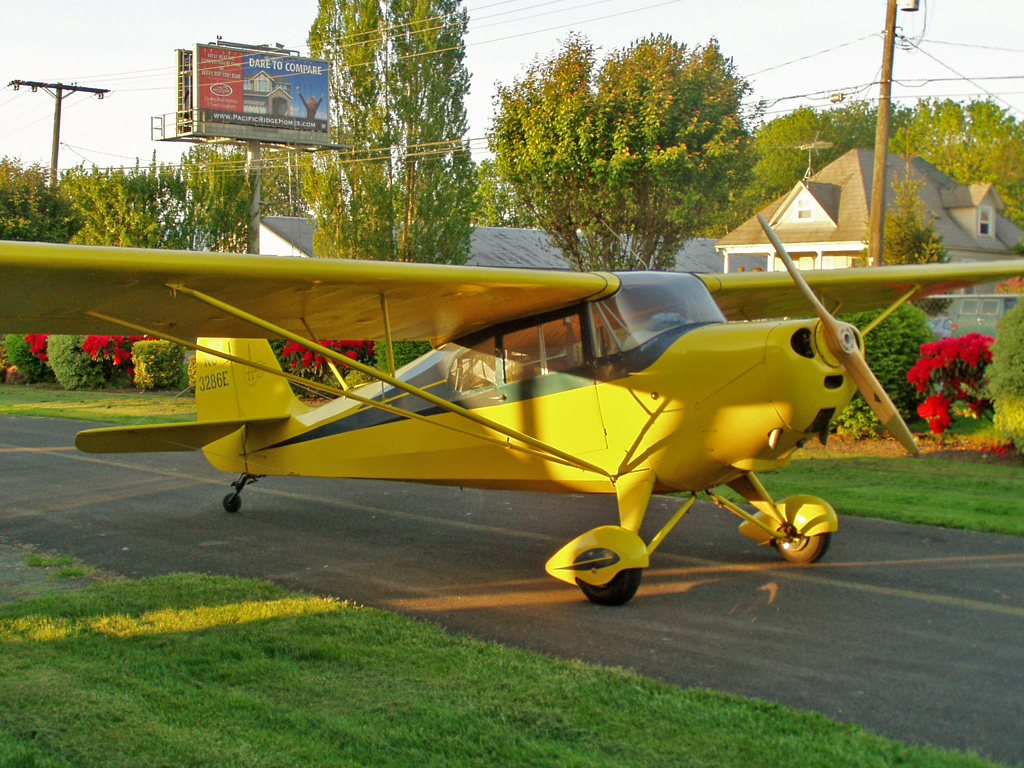 Aeronca 11 Chief previous