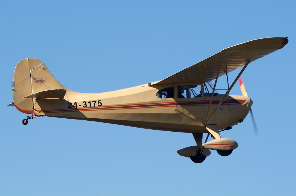 Aeronca 11 Chief next