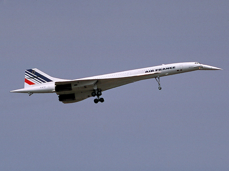 Aerospatiale-British Aerospace Concorde #1