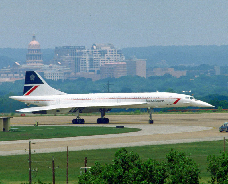 Aerospatiale-British Aerospace Concorde #3