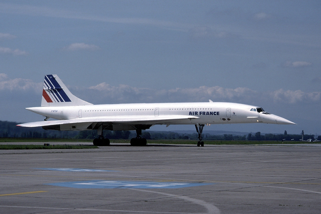 Aerospatiale-British Aerospace Concorde #4