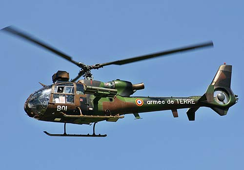 Aerospatiale SA-341/342 Gazelle next