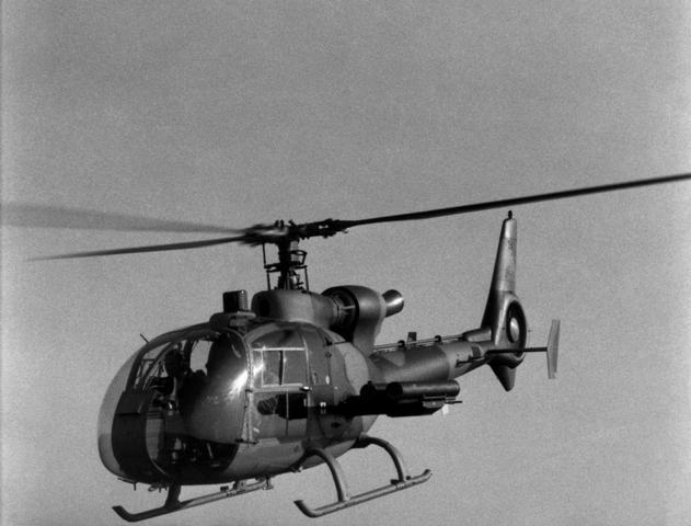 Aerospatiale SA-341/342 Gazelle previous