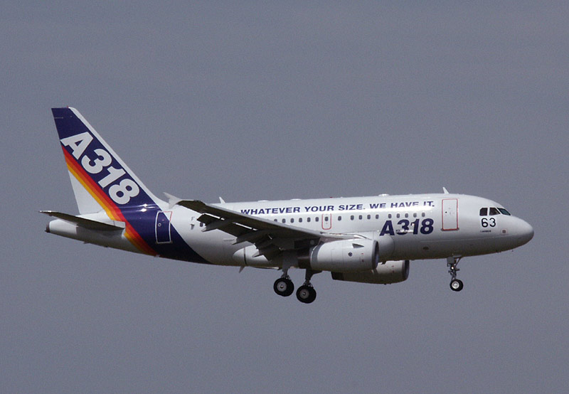 Airbus A318 #1