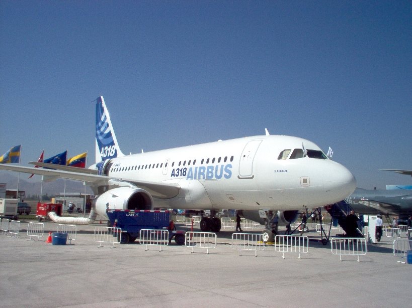 Airbus A318 #6