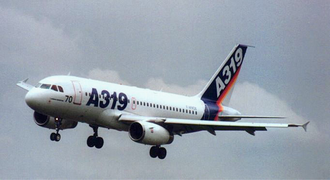 Airbus A319 #01