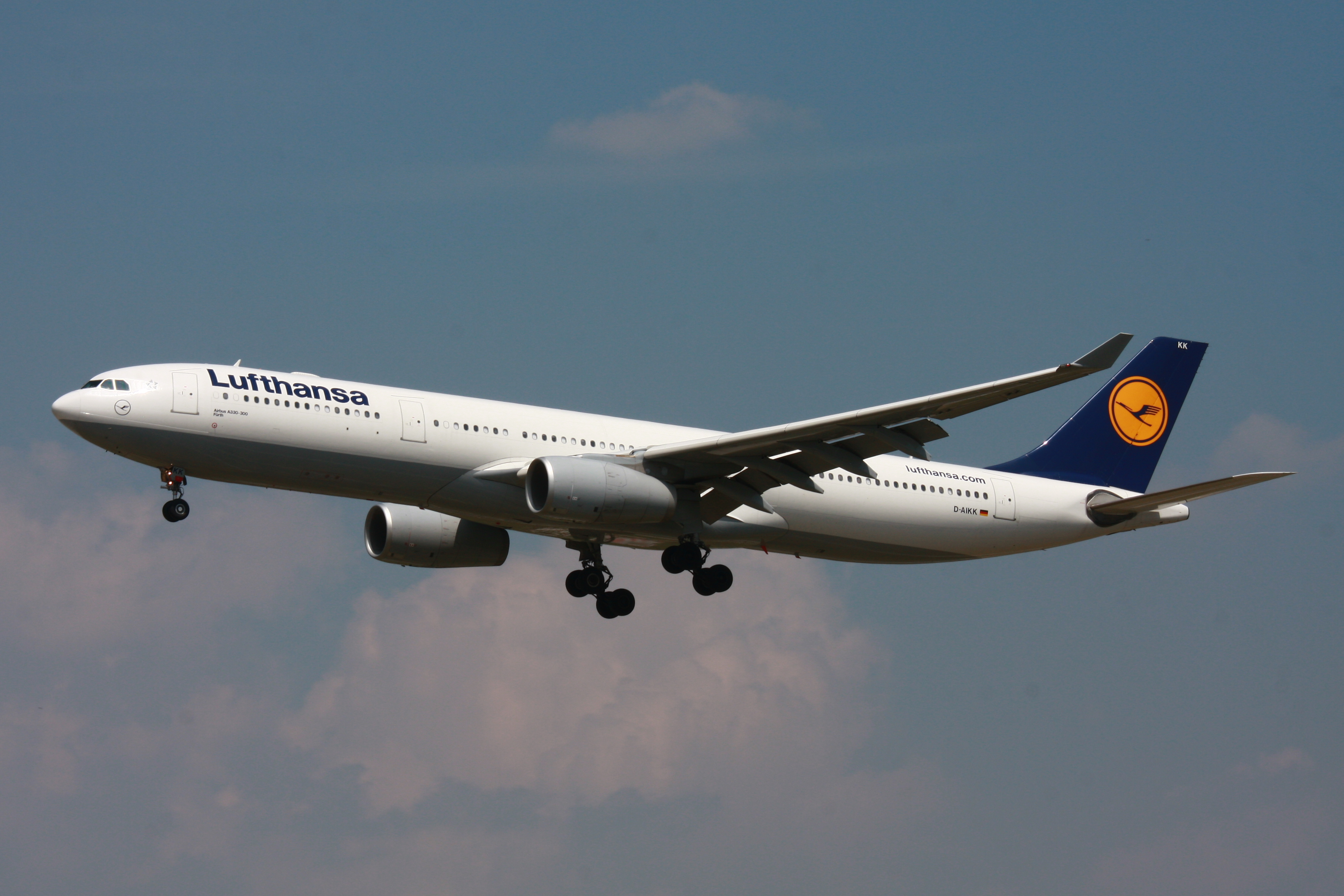 Airbus A330-300 #1
