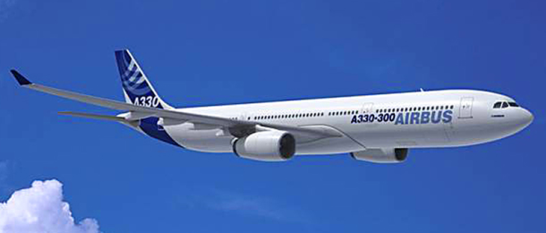 Airbus A330-300 #3