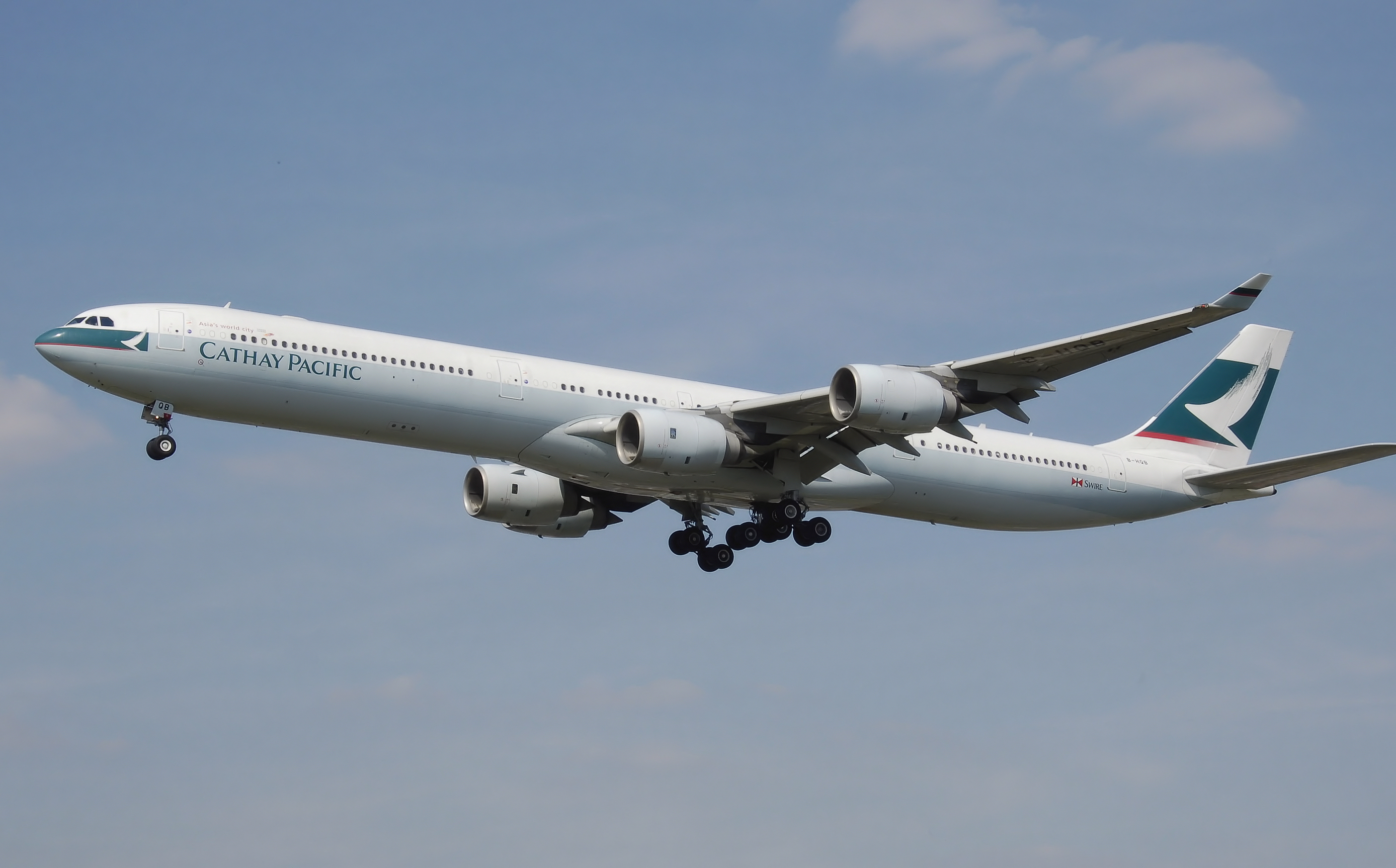 Airbus A340-200/300 #2