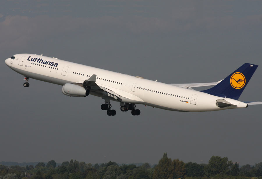 Airbus A340-200/300 #3