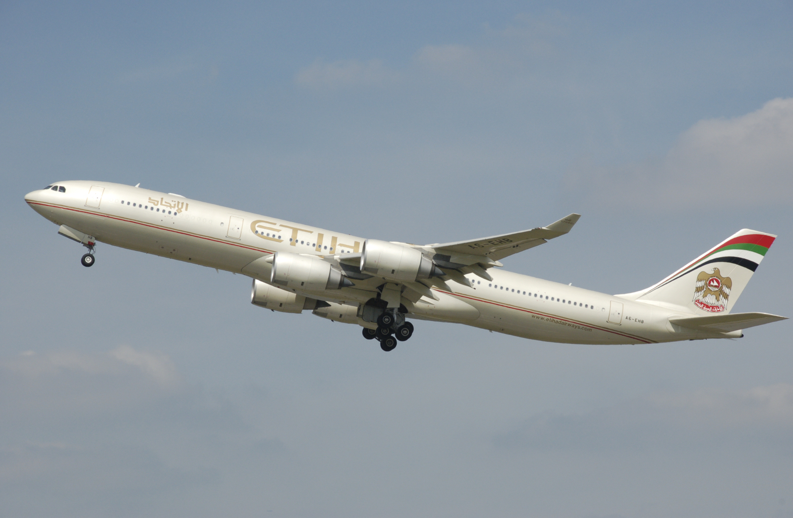 Airbus A340-500/600 #1