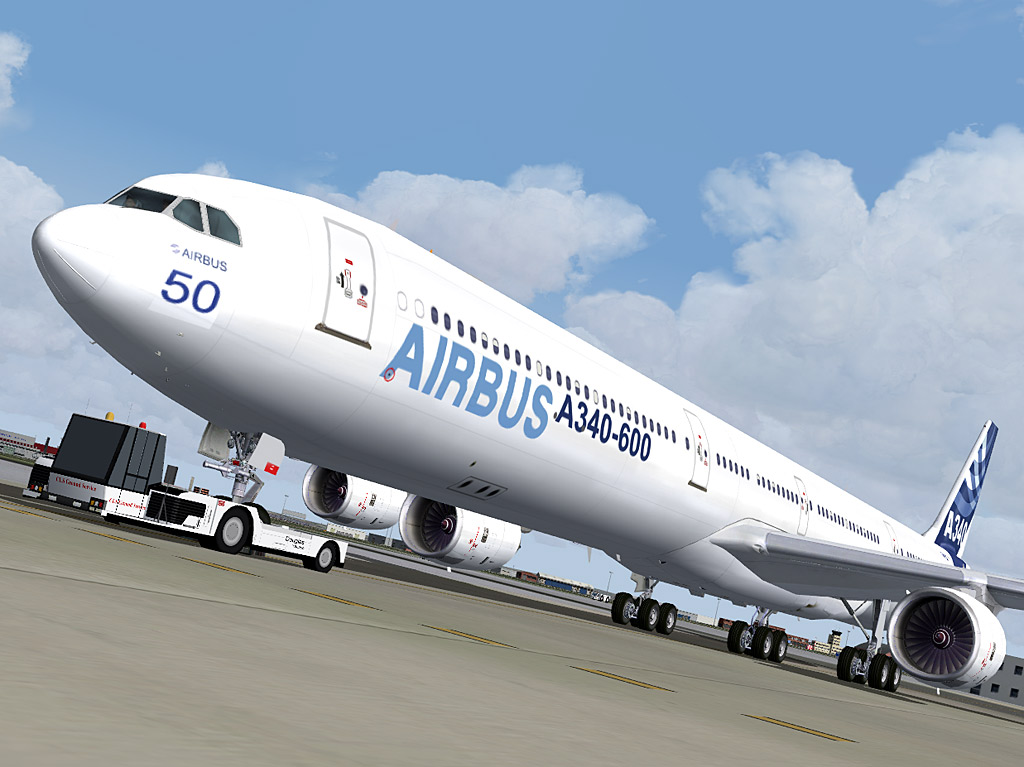 Airbus A340-500/600 #4
