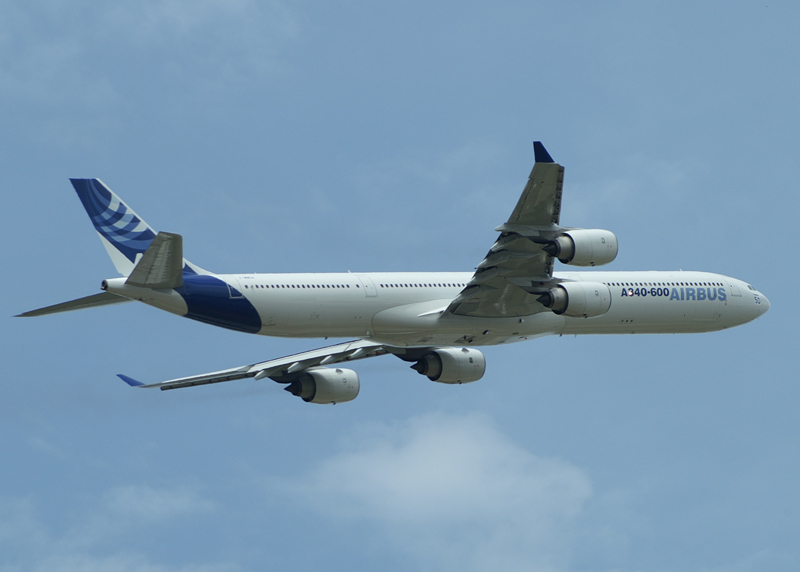 Airbus A340-500/600 #6