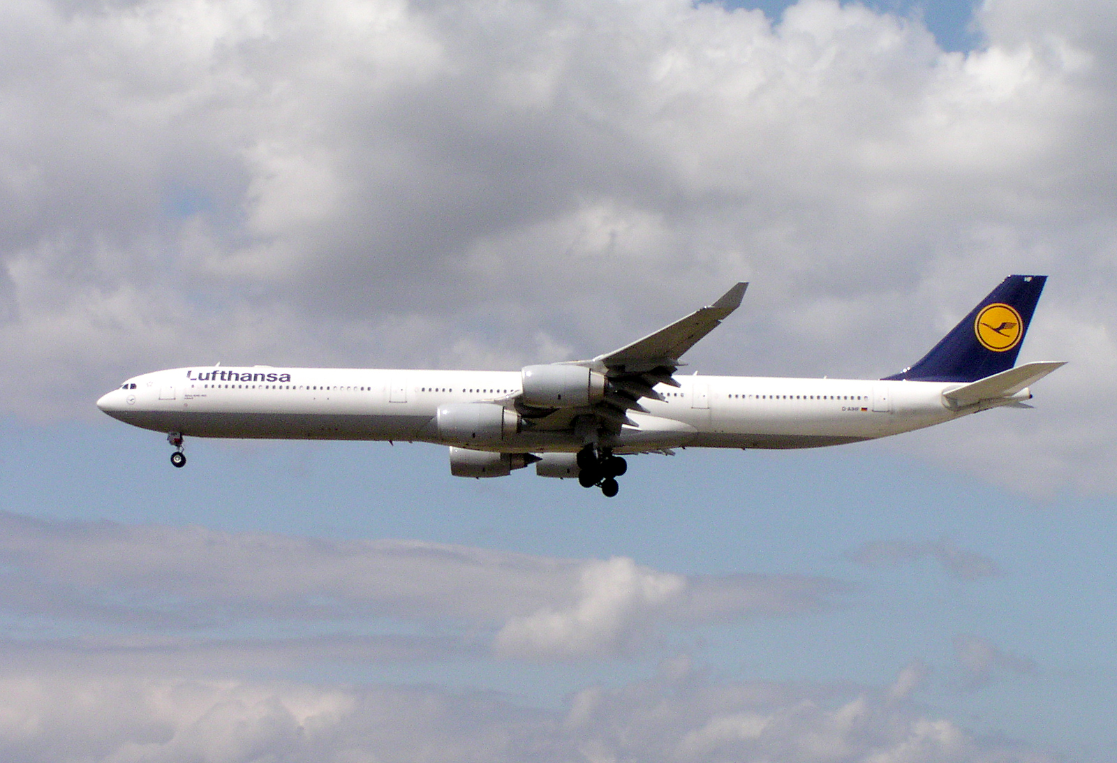 Airbus A340-500/600 #7