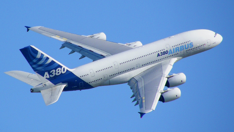 Airbus A380 #3