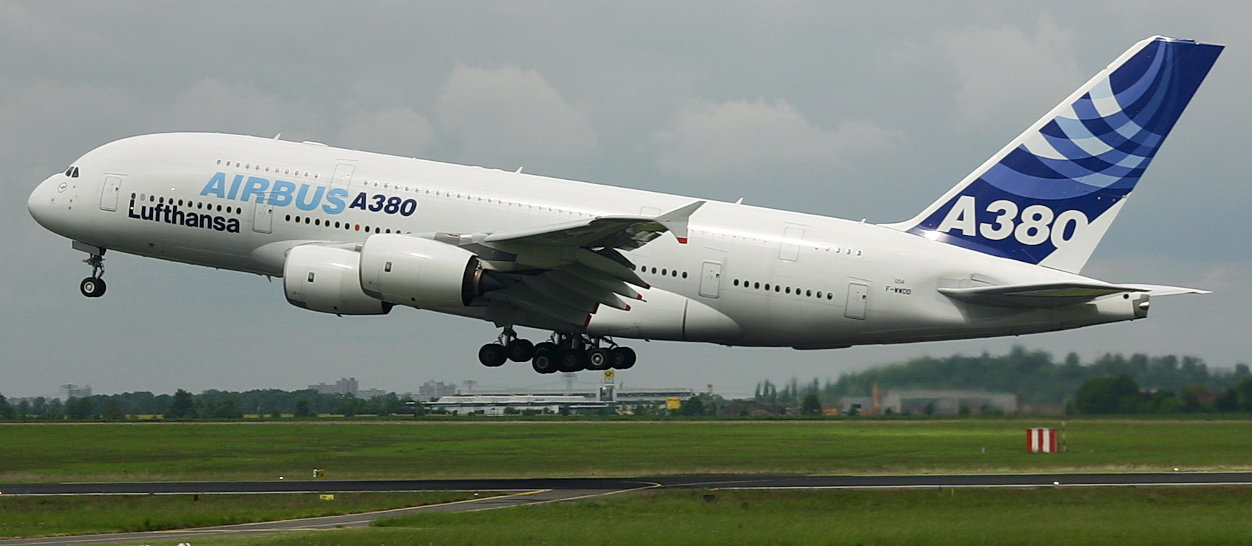 Airbus A380 #6