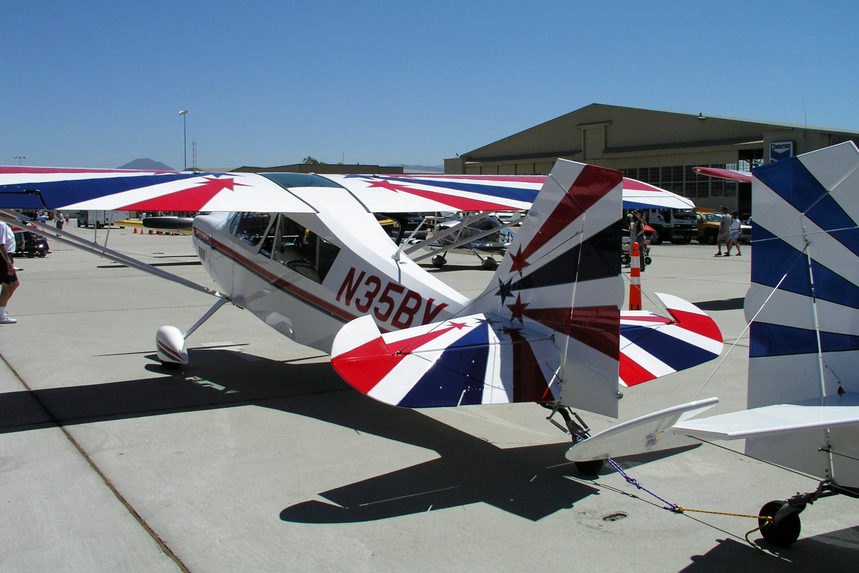 American Champion & Bellanca series previous