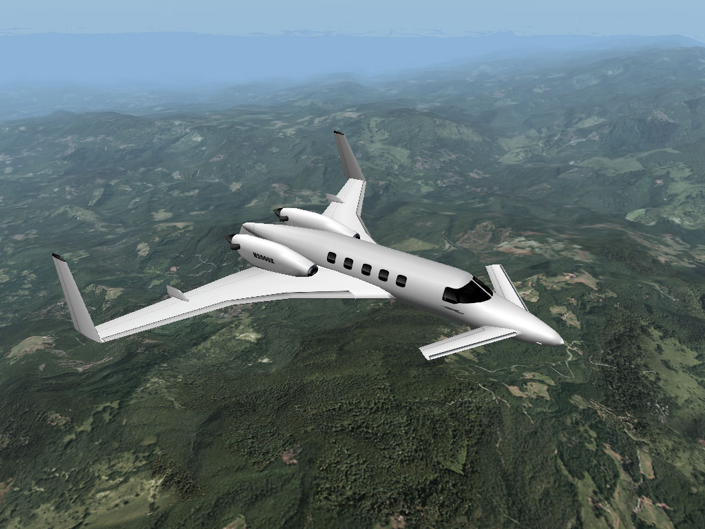 Beech 2000 Starship 1 previous