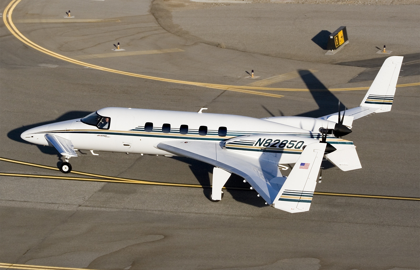 Beech 2000 Starship 1 next