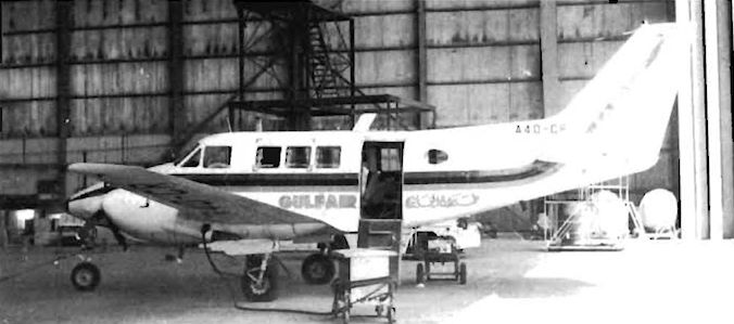 Beech 65/70/80/88 Queen Air #2