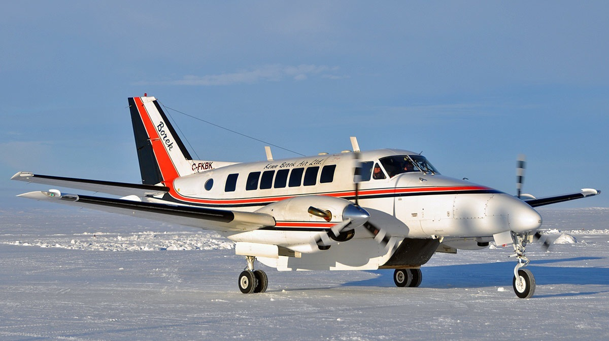 Beech 99 Airliner previous