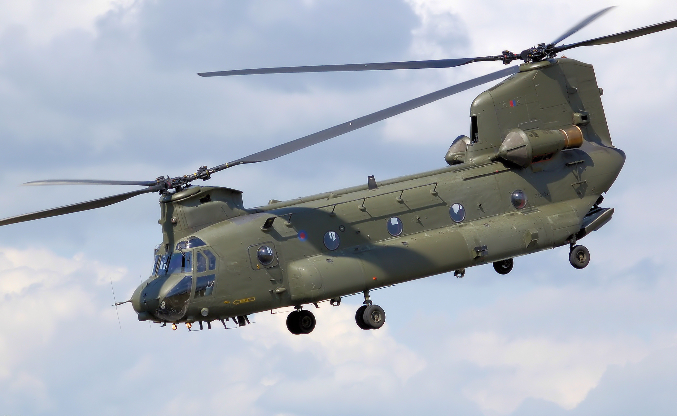 Boeing Commercial Chinook #1