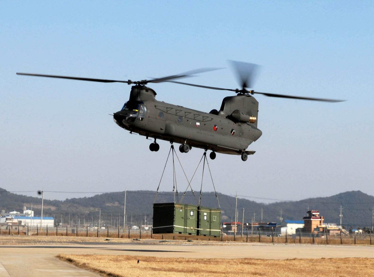 Boeing Commercial Chinook #2
