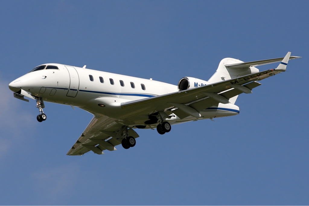 Bombardier BD-100 Challenger 300 #1
