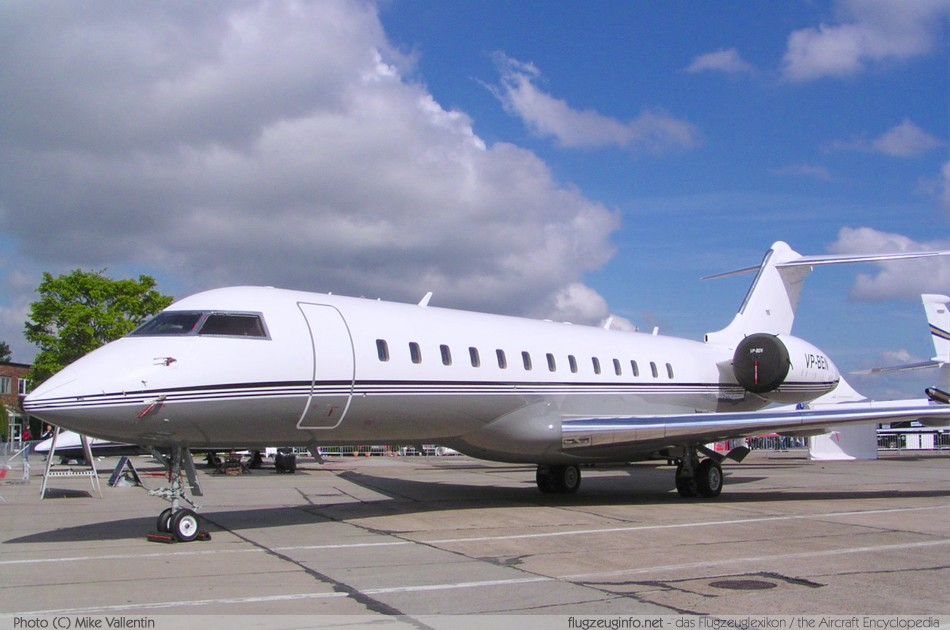 Bombardier BD-700 Global Express #1