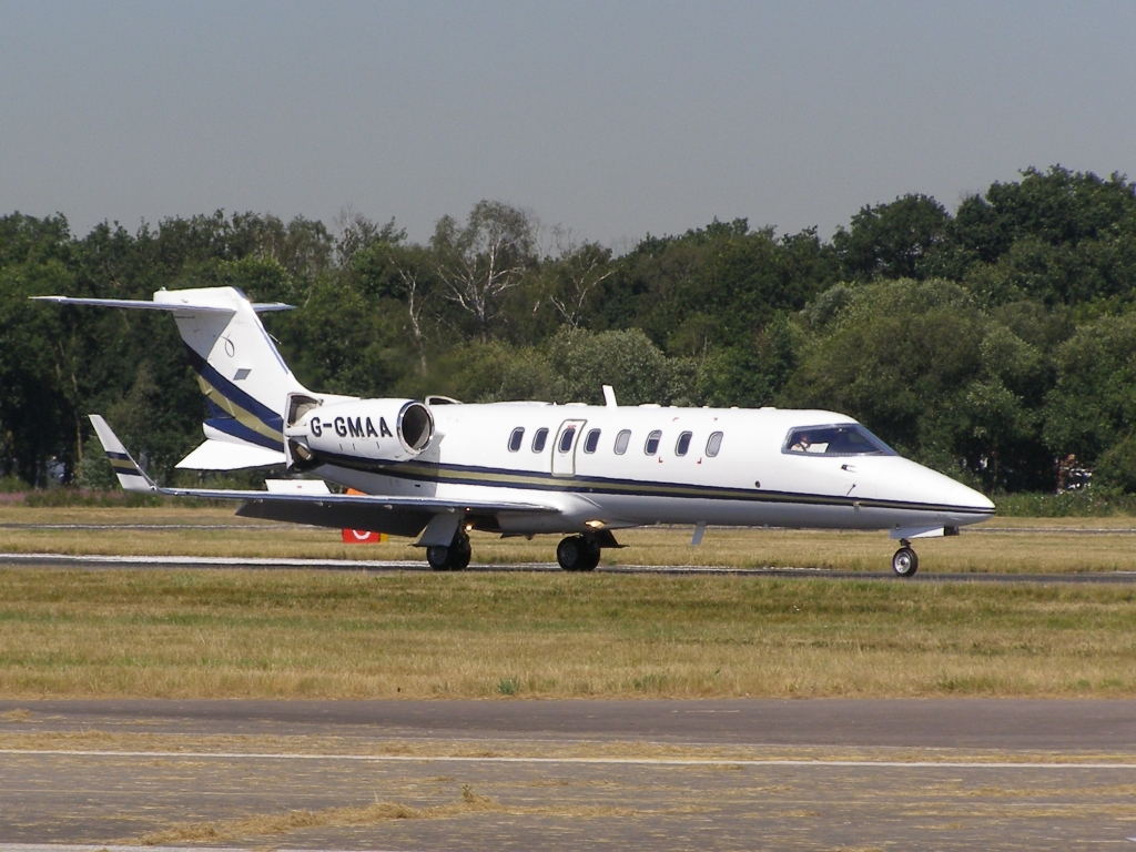 Bombardier Learjet 45 previous