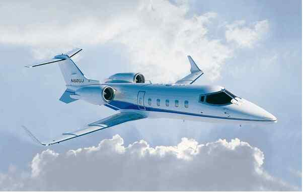 Bombardier Learjet 55 & 60 previous