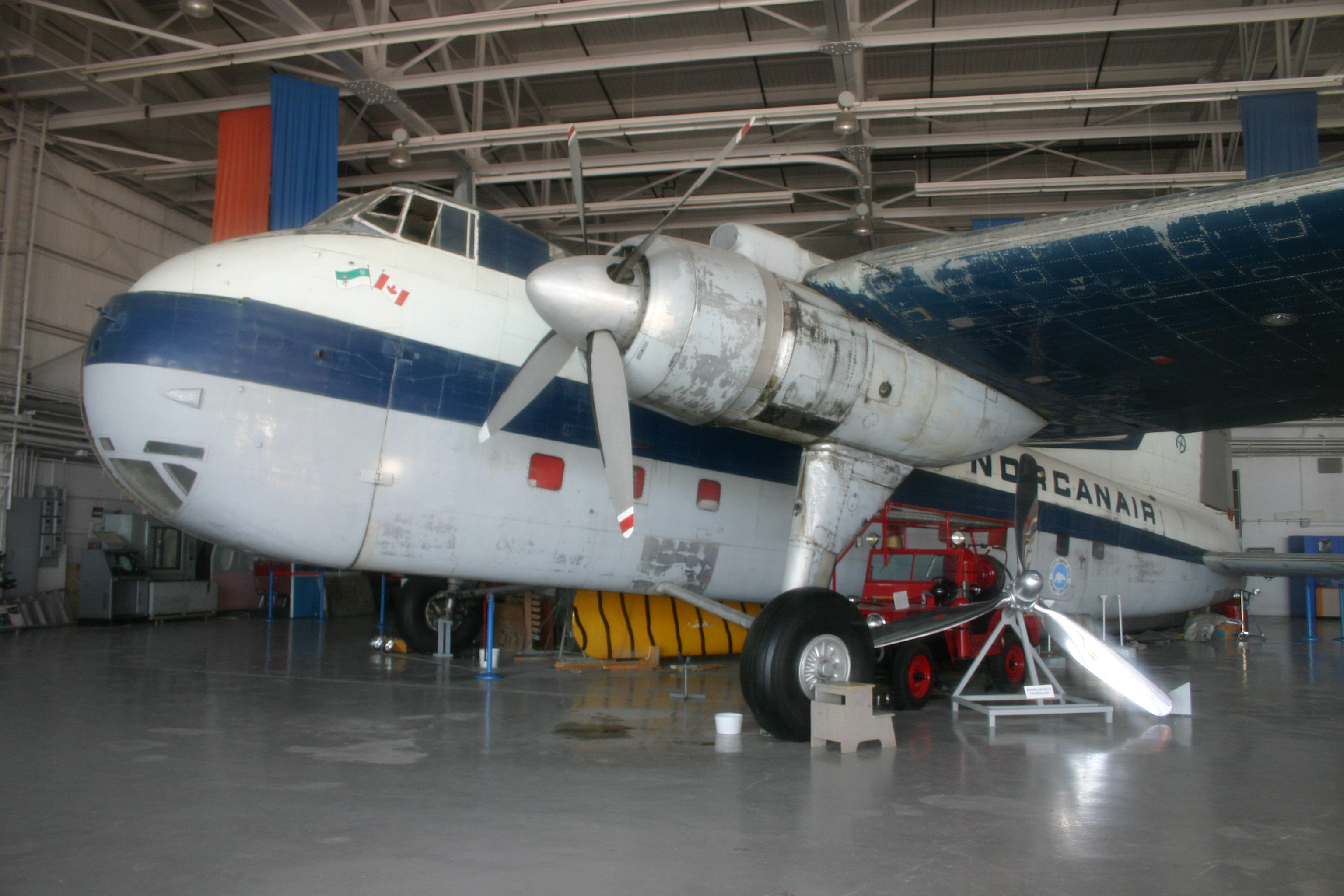 Bristol 170 Freighter previous