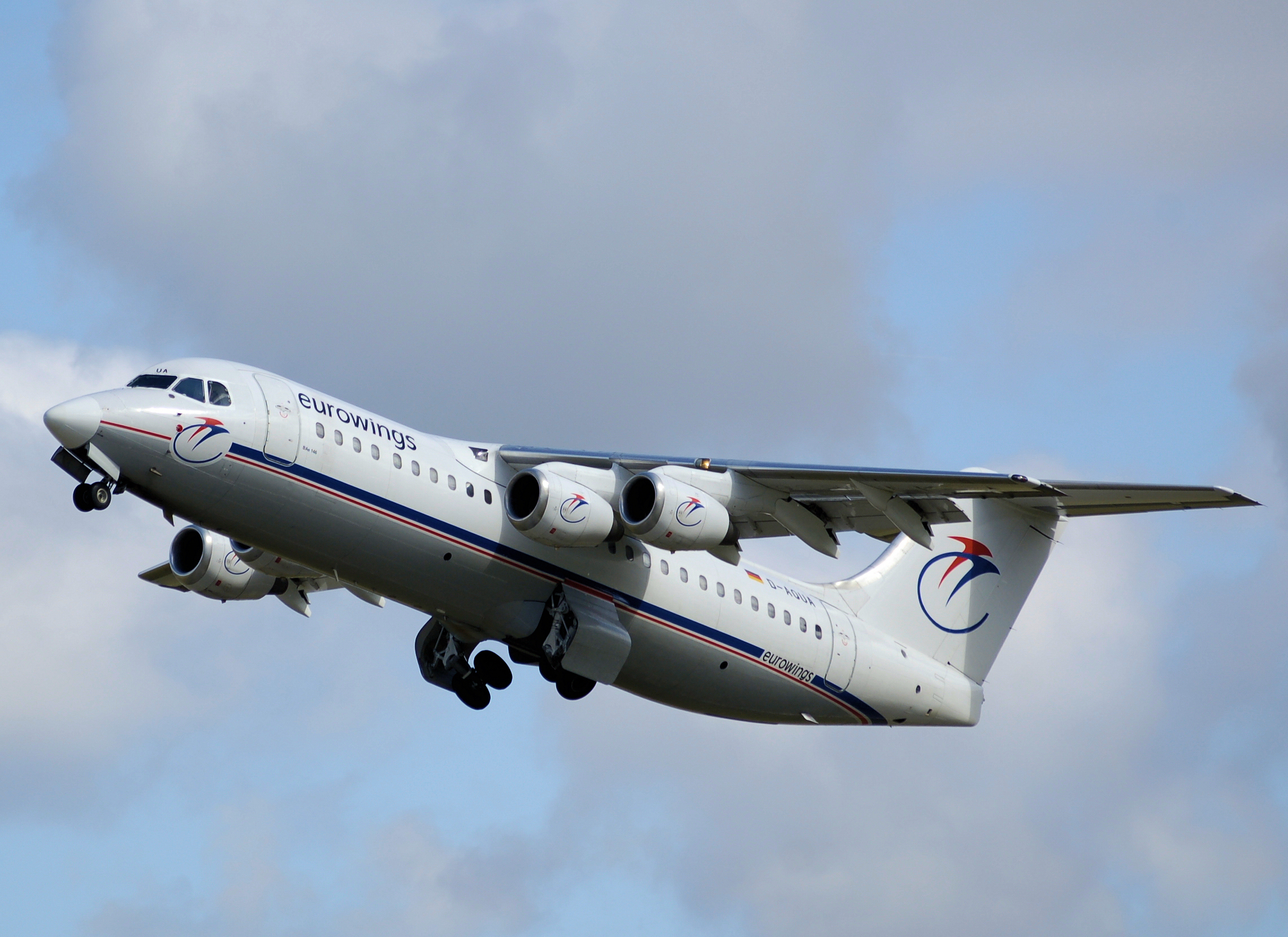 British Aerospace BAe-146 #3