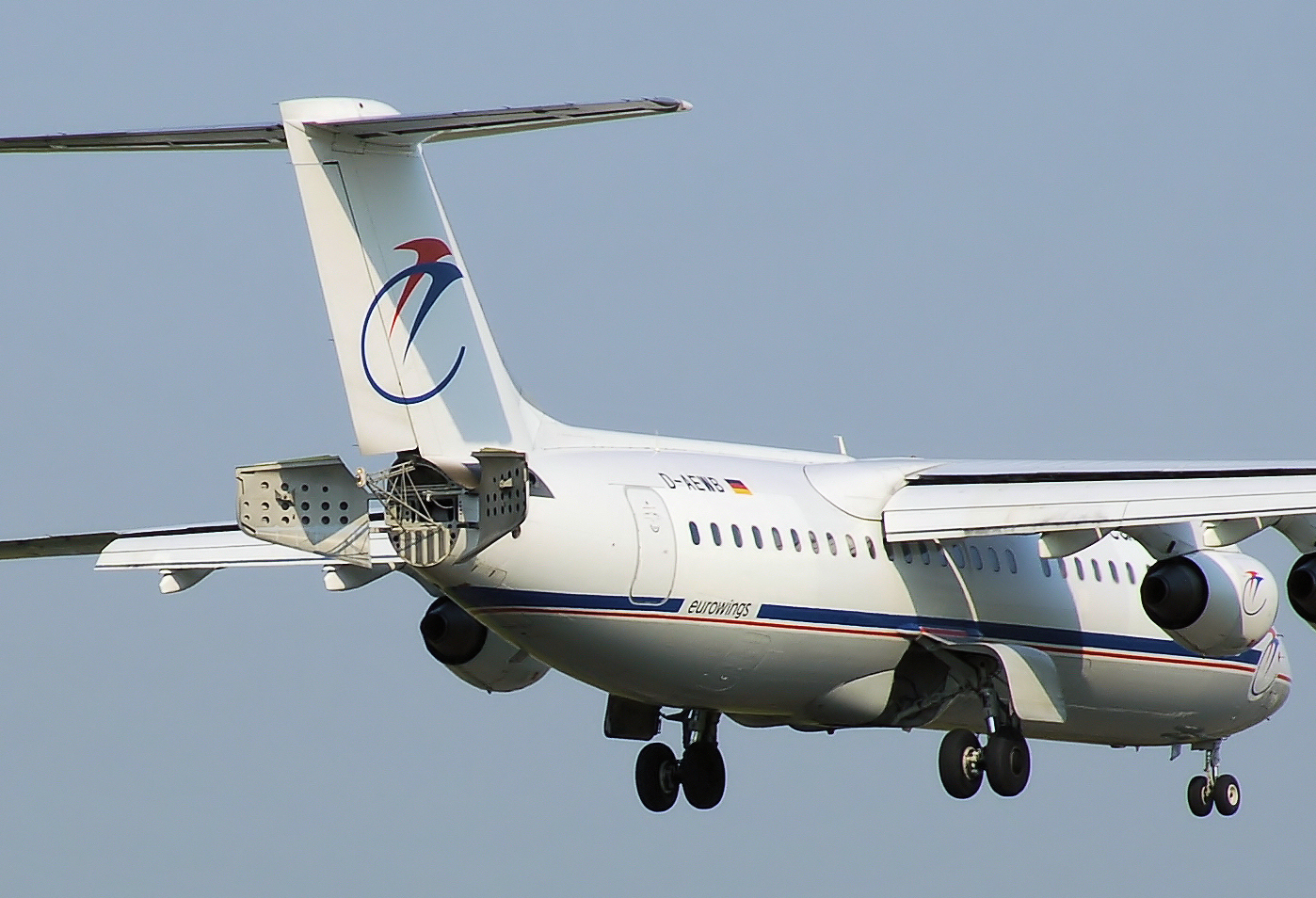 British Aerospace BAe-146 #6