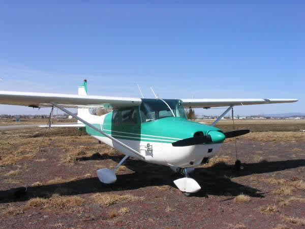 Cessna 172 Skyhawk (early models) & 175 Skylark #2