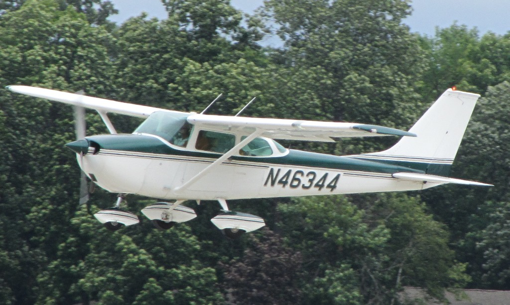 Cessna 172 Skyhawk (early models) & 175 Skylark #3