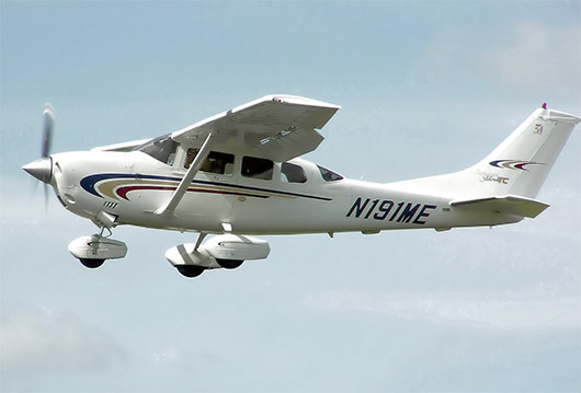 Cessna 172 Skyhawk (early models) & 175 Skylark #9