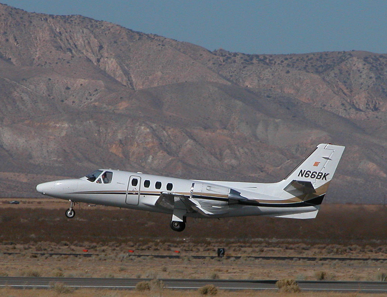 Cessna 500 & 501 Citation, Citation I & Citation I/SP #1