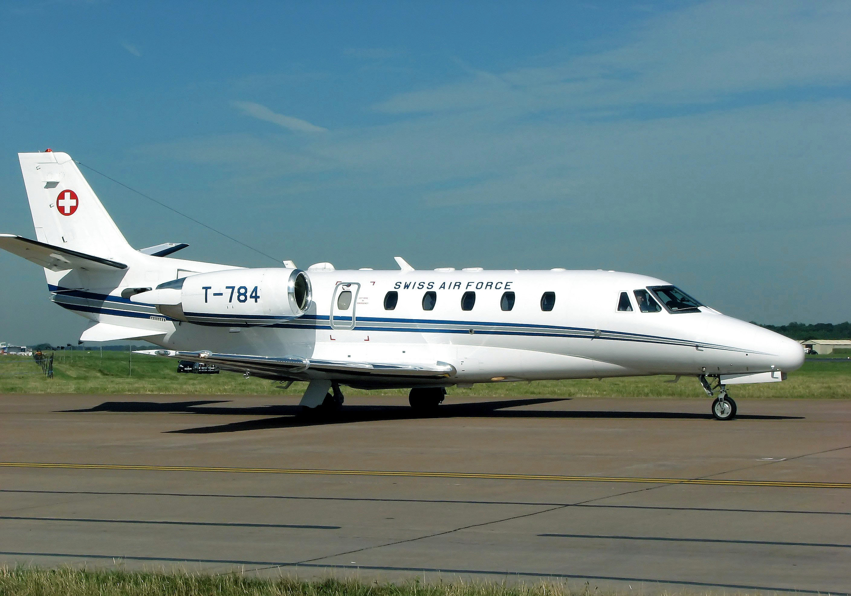 Cessna 500 & 501 Citation, Citation I & Citation I/SP #4