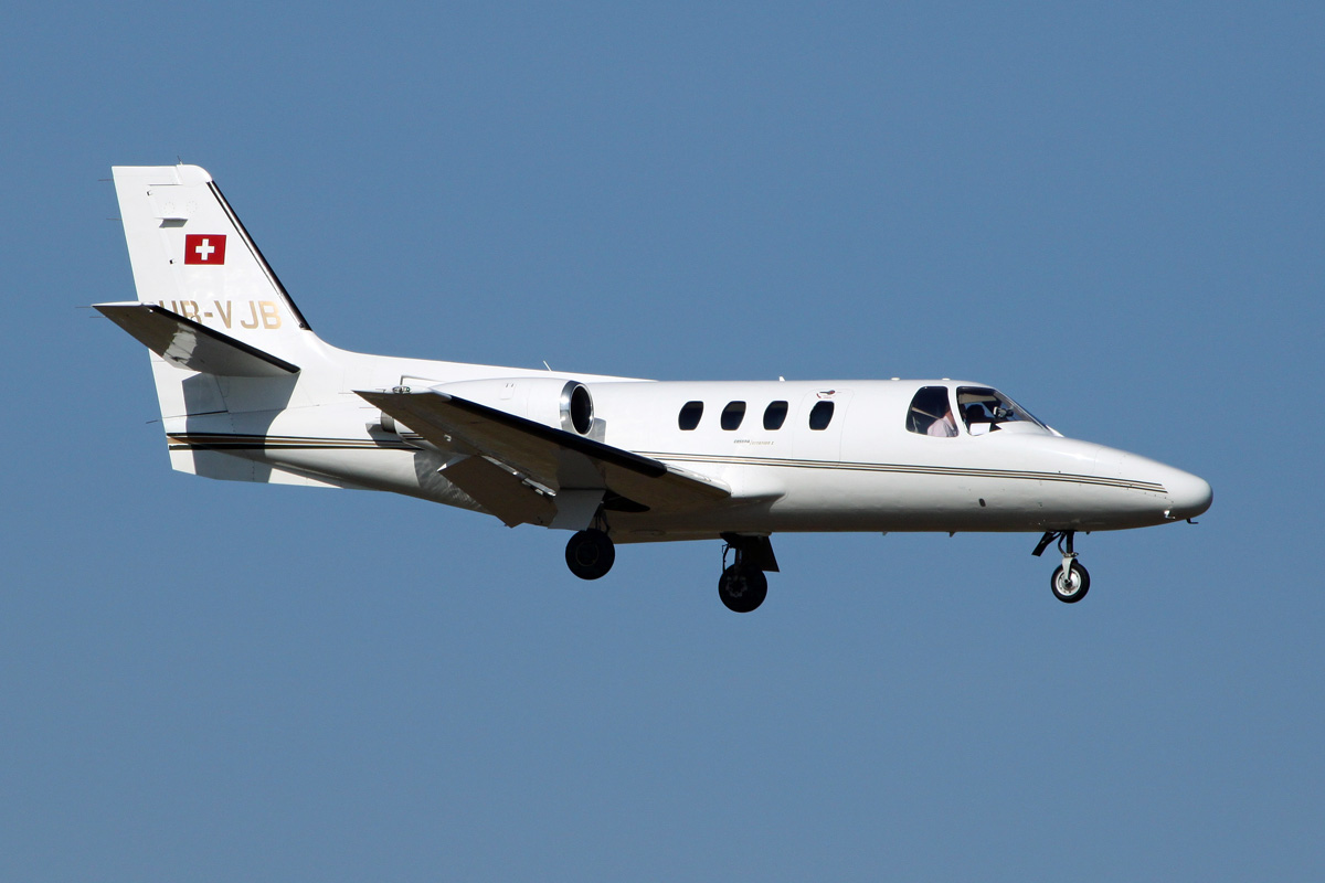 Cessna 500 & 501 Citation, Citation I & Citation I/SP #5