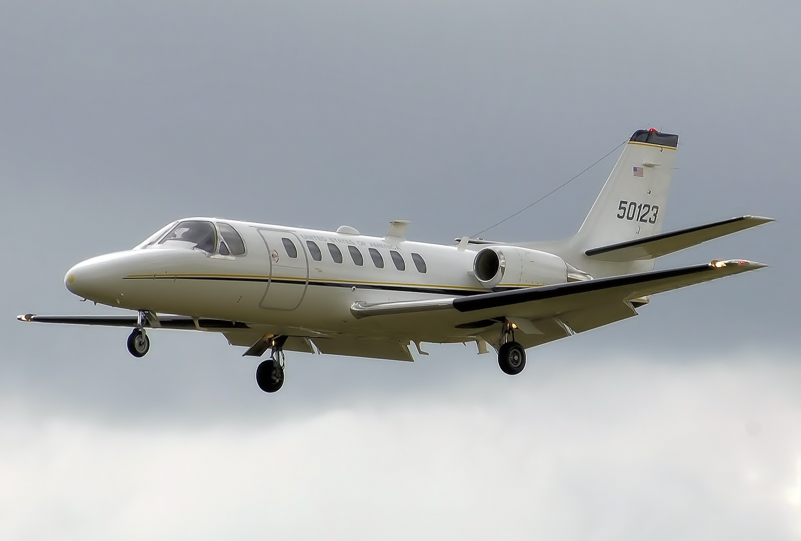 Cessna 560 Citation V, Ultra & Ultra Encore #1