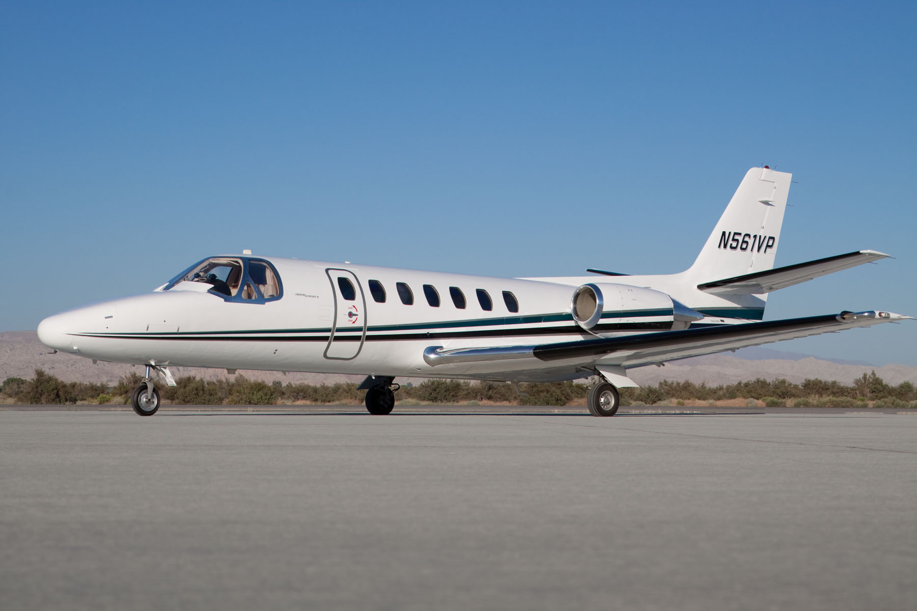 Cessna 560 Citation V, Ultra & Ultra Encore #7