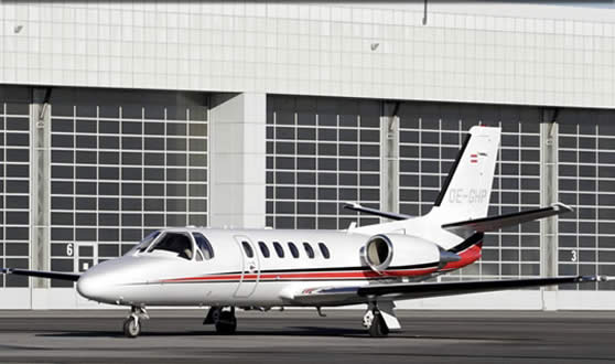 Cessna Citation II & Bravo #7