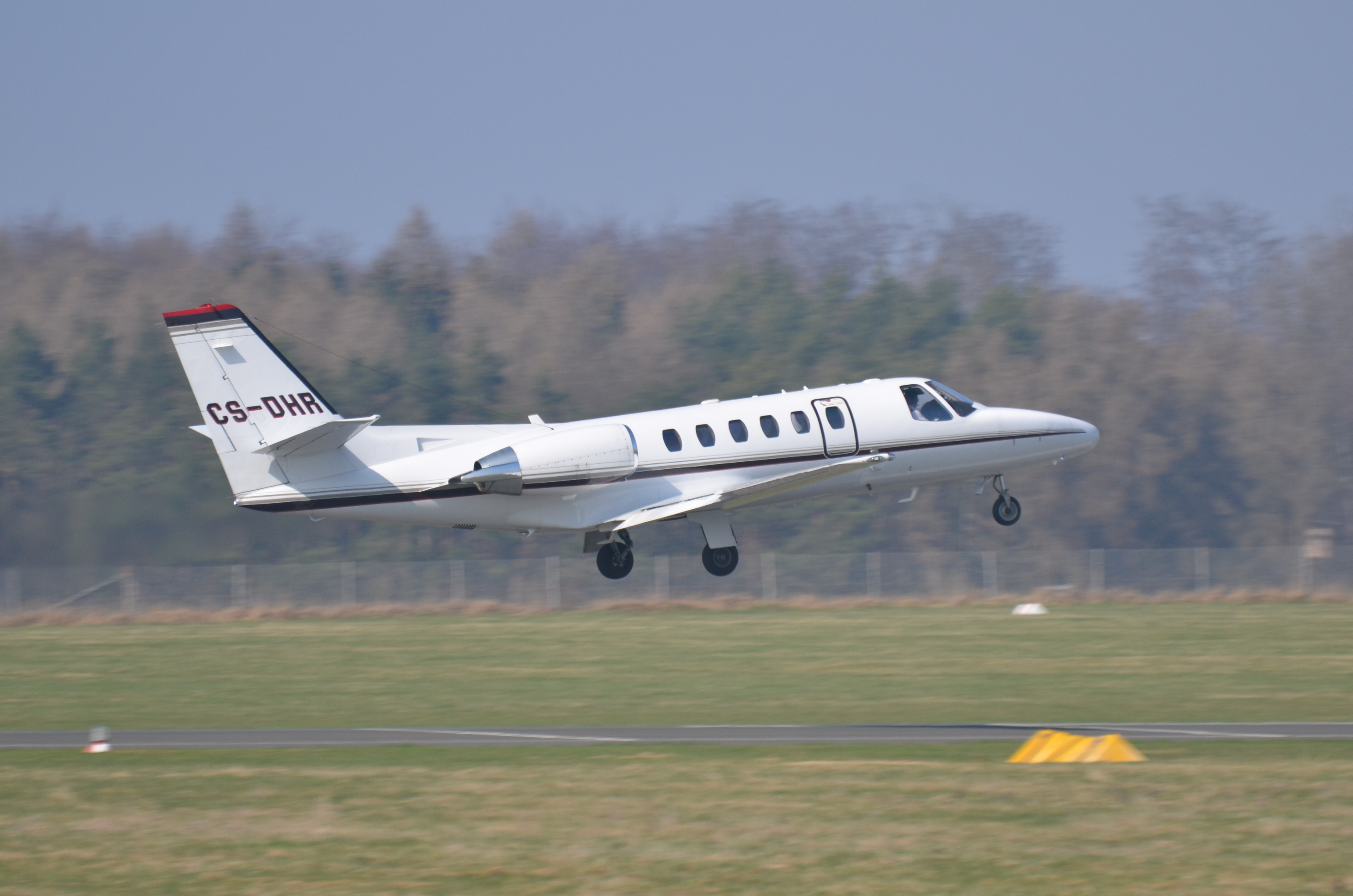 Cessna Citation II & Bravo #8