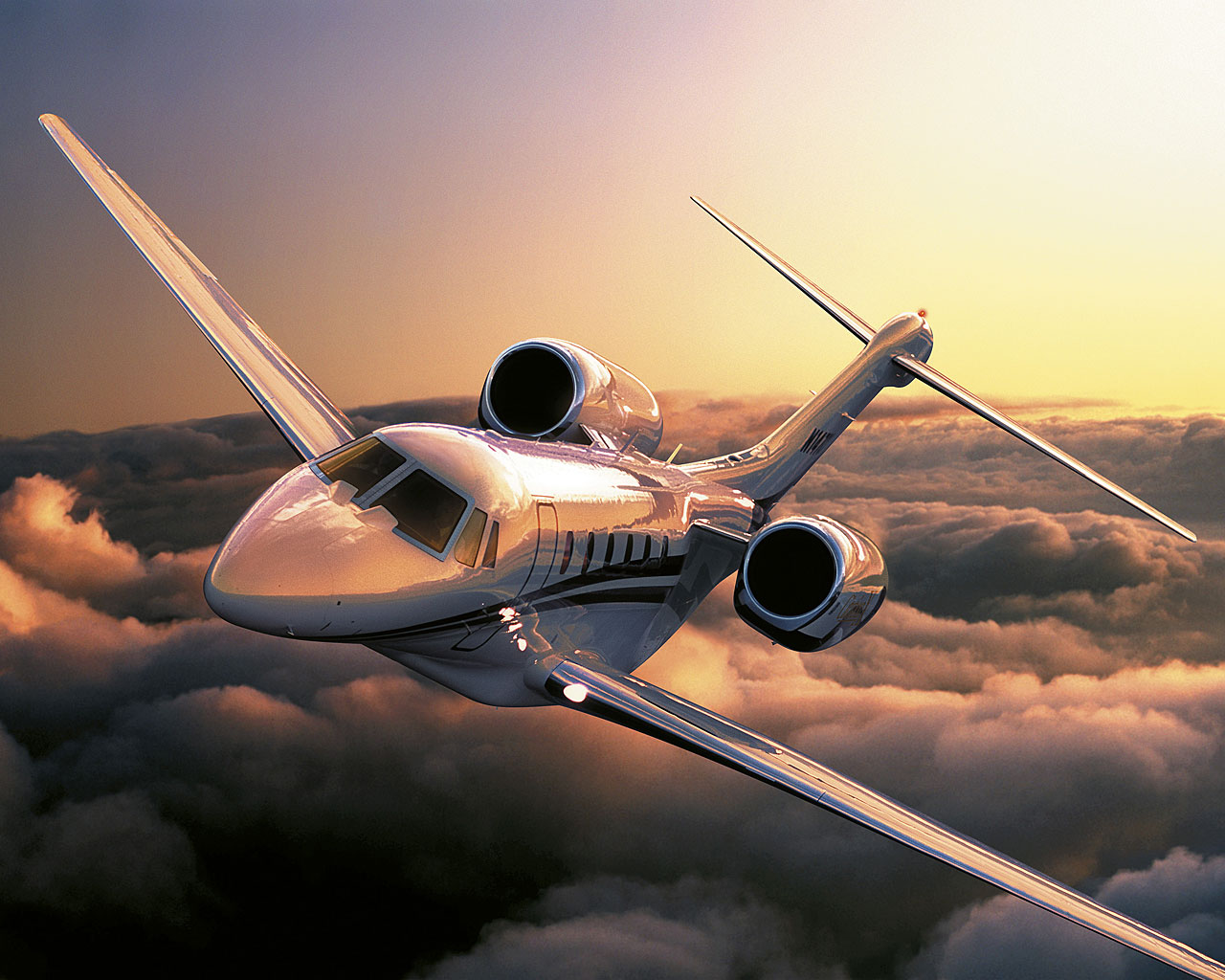Cessna Citation X #02
