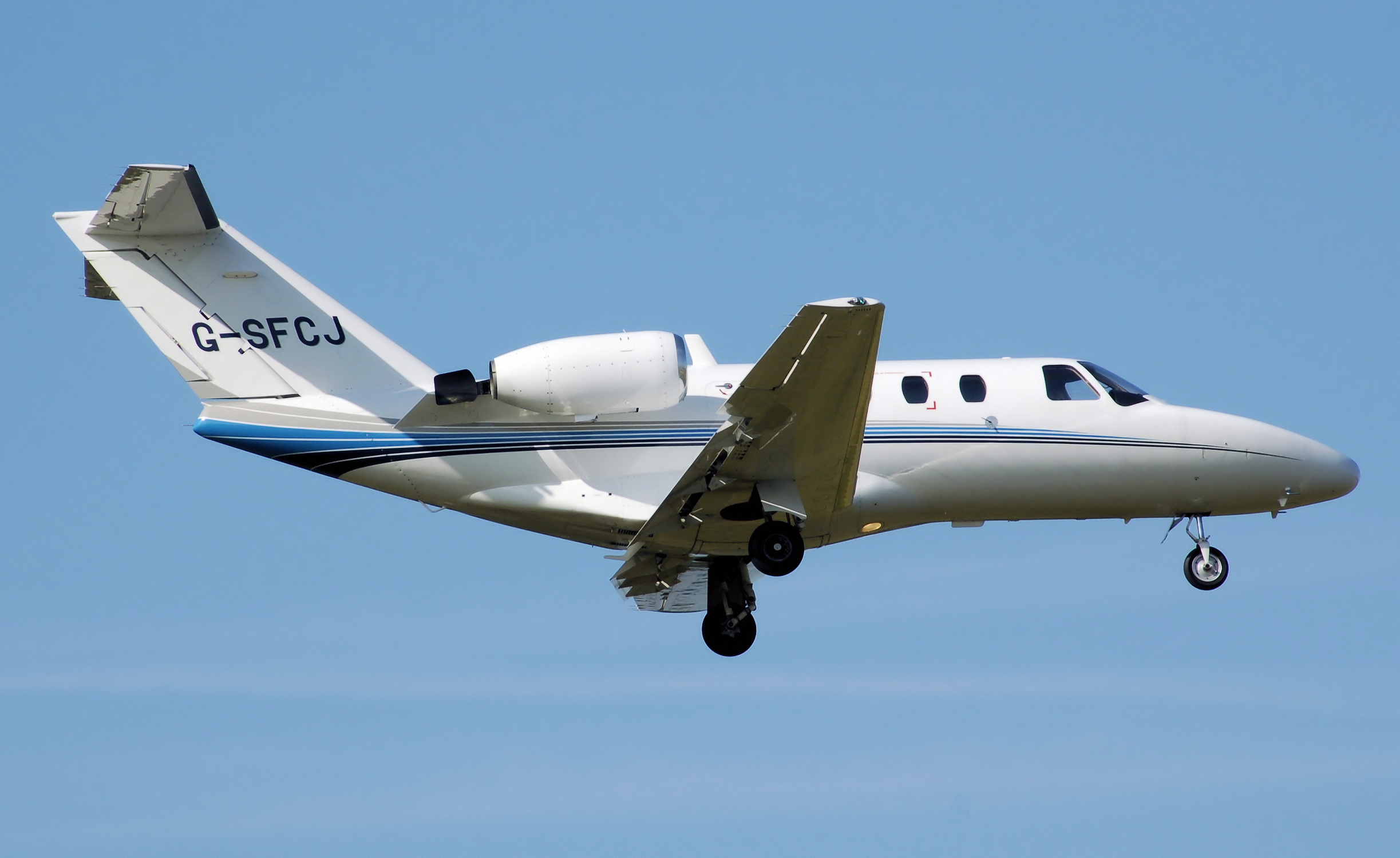 Cessna CitationJet, CJ1 & CJ2 #5