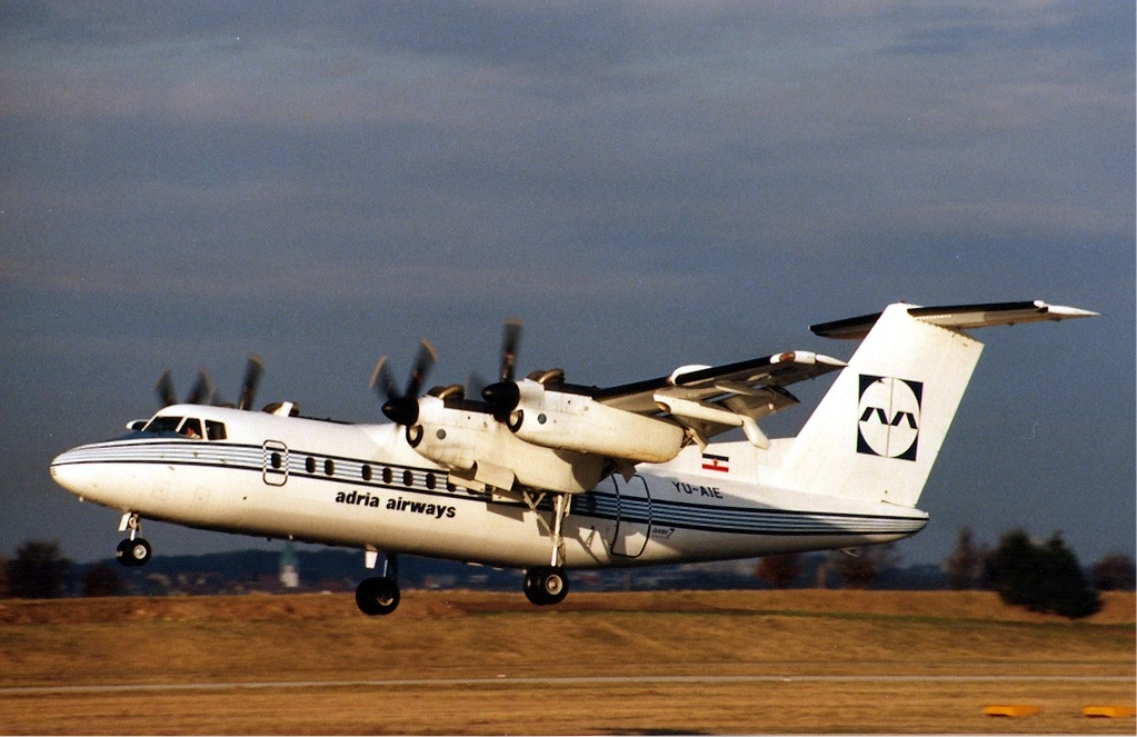 De Havilland Canada Dash 7 #2