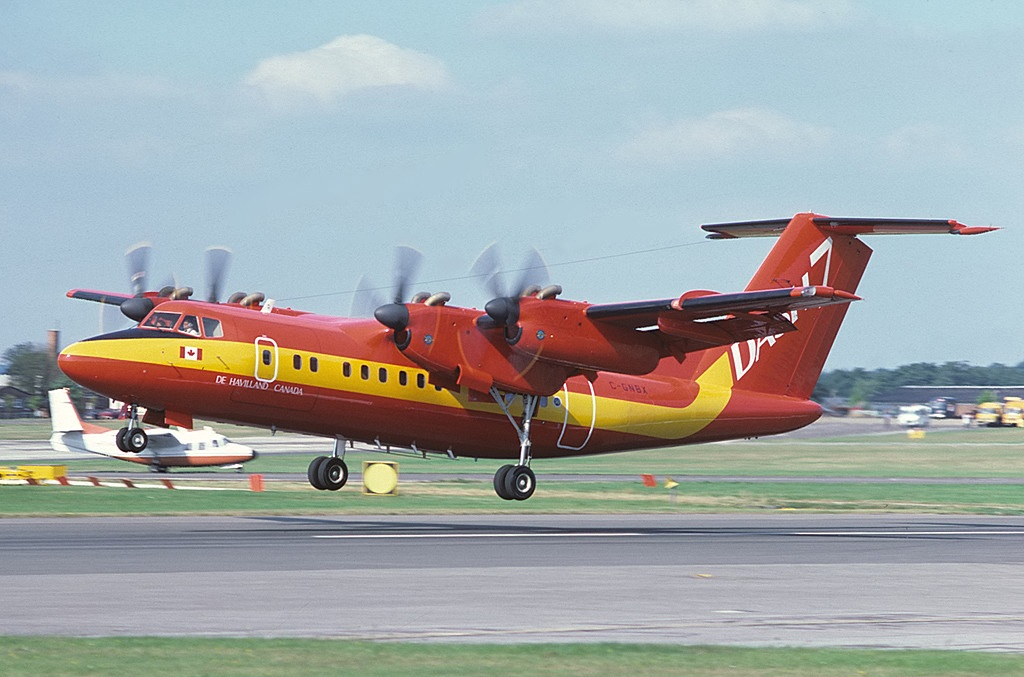 De Havilland Canada Dash 7 #4