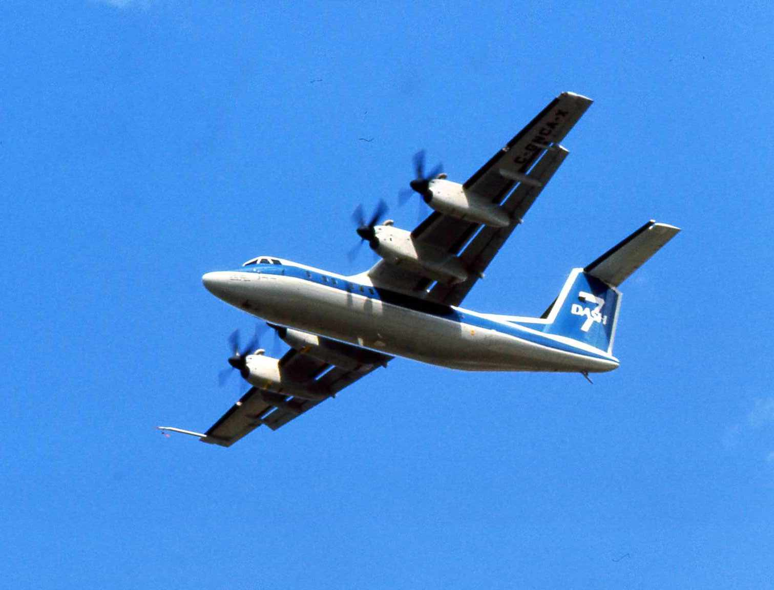 De Havilland Canada Dash 7 #6
