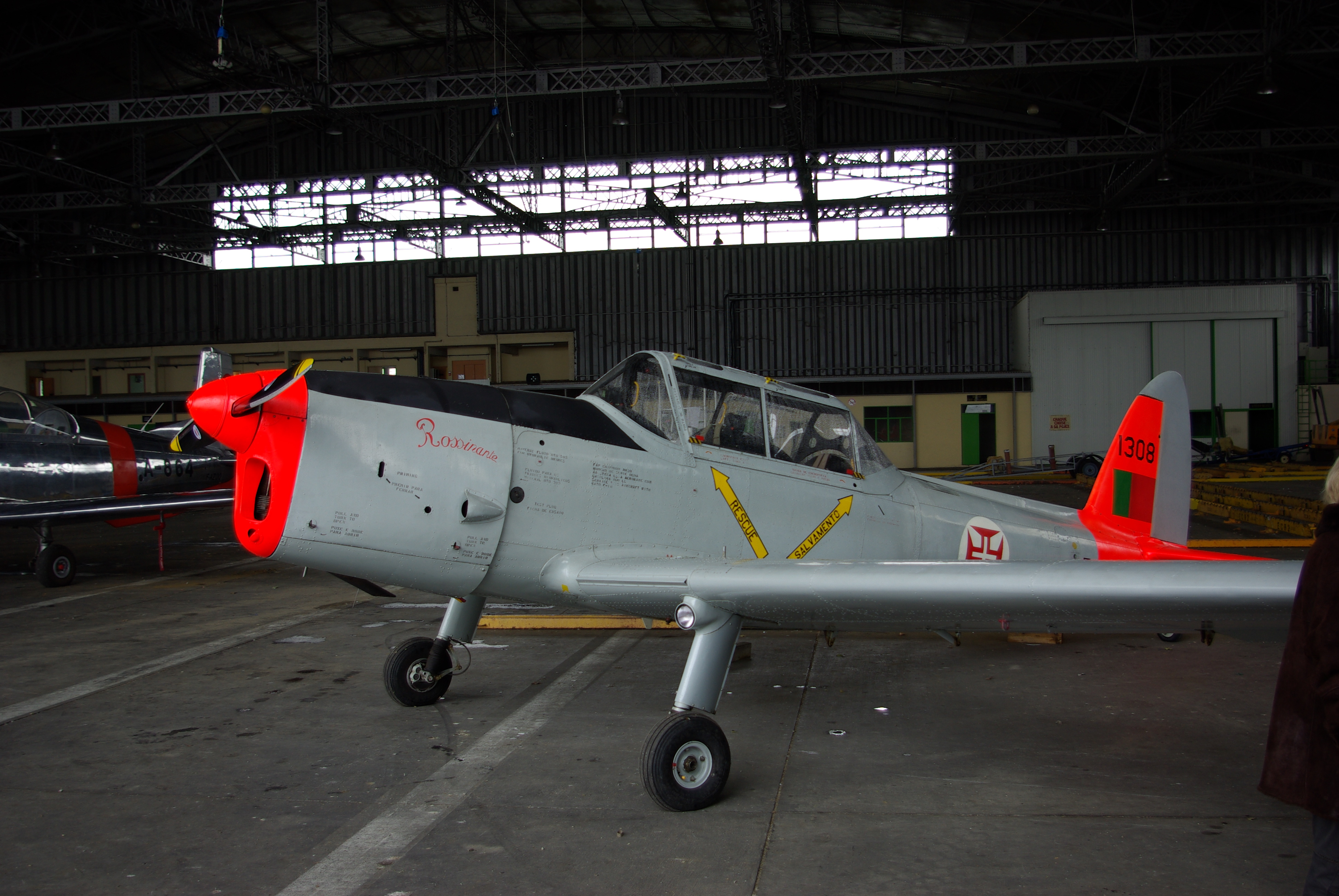 De Havilland Canada DHC-1 Chipmunk #1